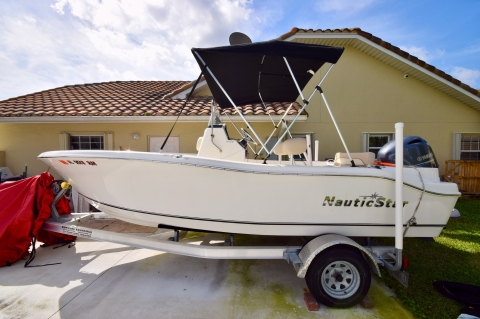 New Listing! 2018 NauticStar 19 XS Offshore