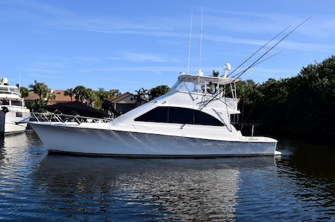 52 Ocean Yachts Super Sport For Sale