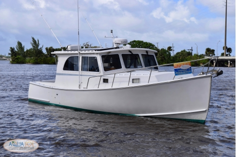 2008 Northern Bay 38 Lobster Yacht