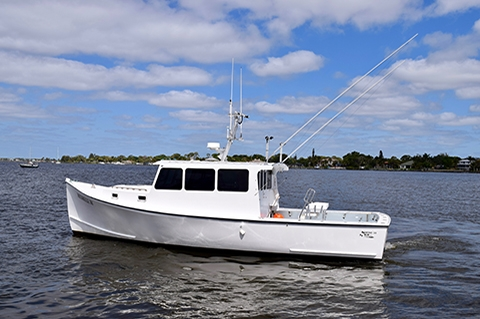 New Listing! 2003 Osmond Beal from H&H Marine